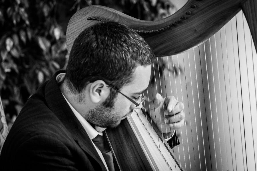 care homes mark levin wedding harpist